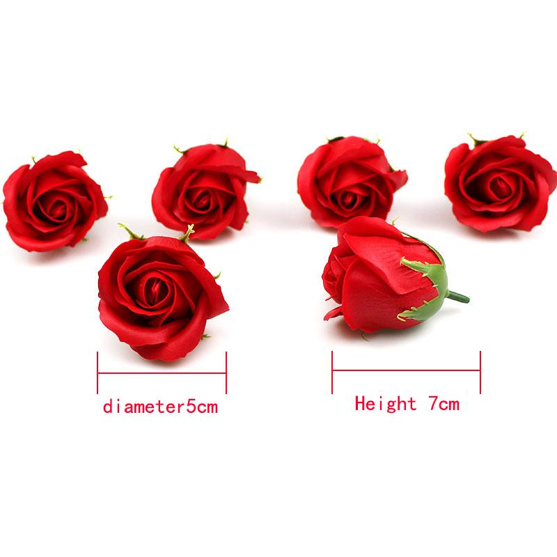 Trandafiri din sapun,50 de flori
