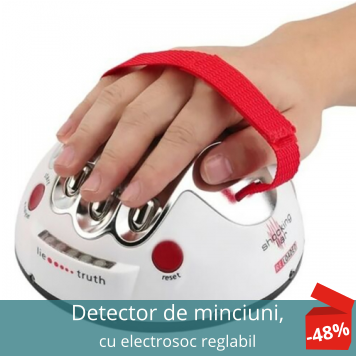 Detector de minciuni