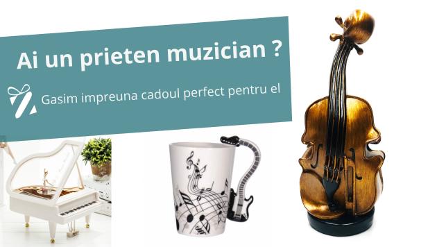 Cadouri pentru muzicieni