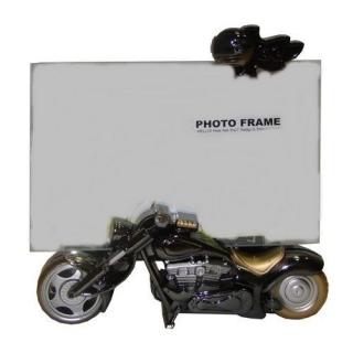 Rama foto Motocicleta cu suport pixuri