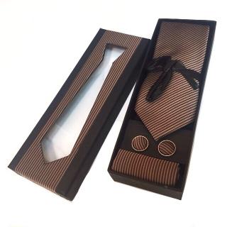 Set cadou cravata cu butoni
