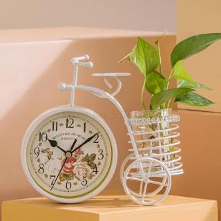 Bicicleta cu ceas si suport