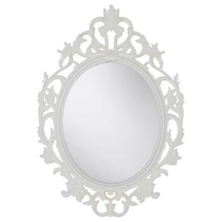 Oglinda cu rama alba