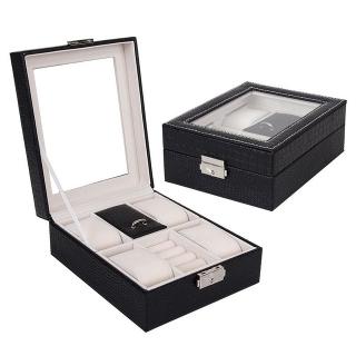 Cutie pentru ceasuri si butoni