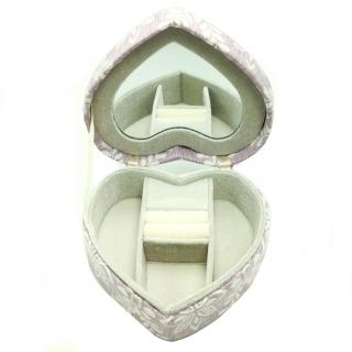 Cutie pentru bijuterii cu oglinda
