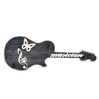 Cuier in forma de chitara