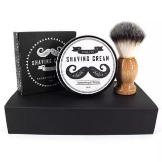 Set cadou barbierit cu pamatuf