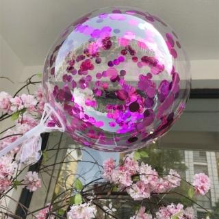 Balon cu confetti