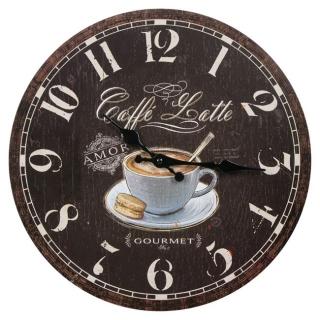 ceas perete ceasca de cafea