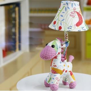 Veioza pentru copii Calut 3D