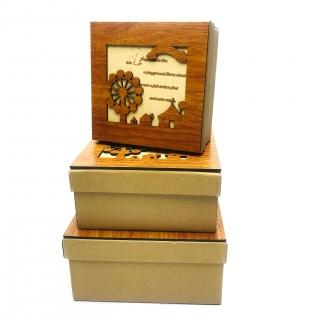 Set 3 cutii cadou