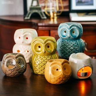 Suport aromaterapie din ceramica