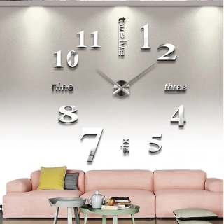 Ceas de perete 3d diy