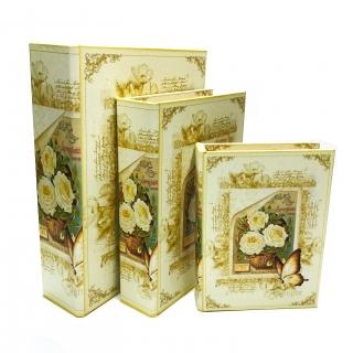 Cutii vintage din lemn