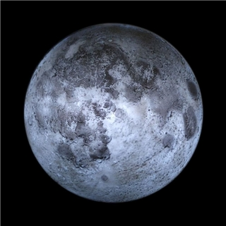 Lampa de perete luna