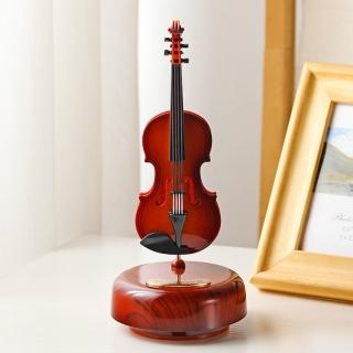 Decoratiune vioara muzicala