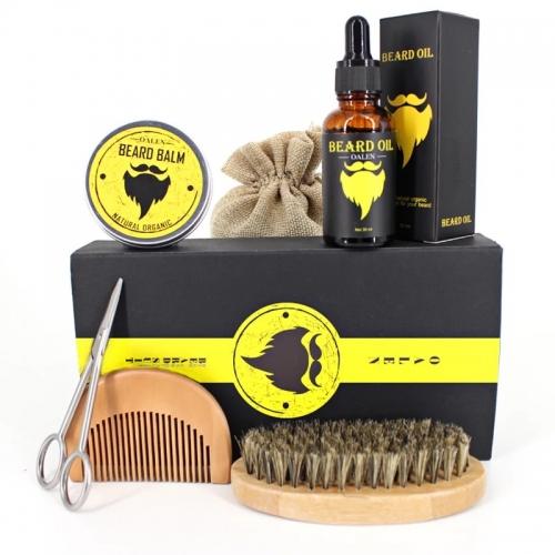Set ingrijire barba de lux