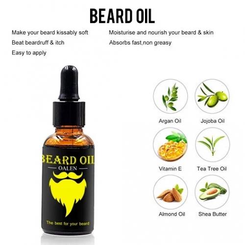 Kit ingrijire barba si mustata