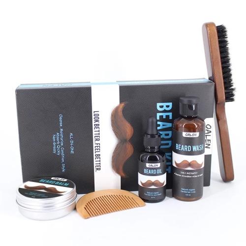 Set ingrijire si crestere barba