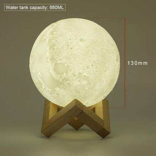 Aromatizator si umidificator Luna