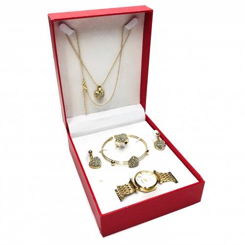 Set cadou cu bijuterii Inima