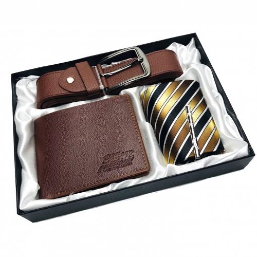 Set cadou barbati cu cravata
