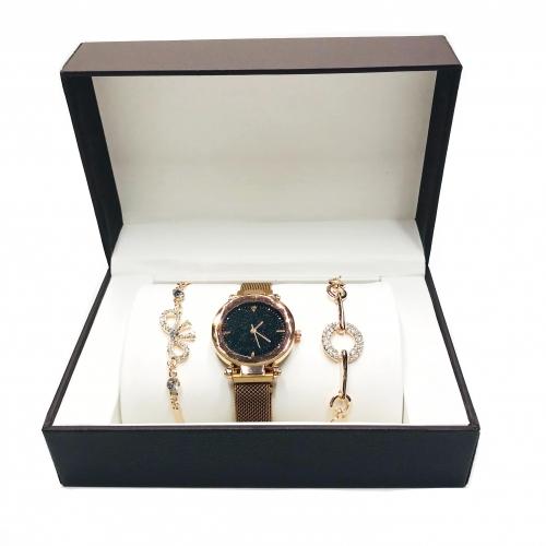Set cadou cu ceas si bratari