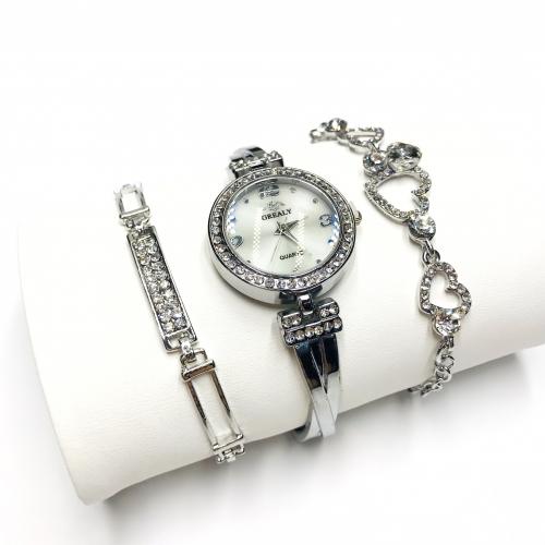 Set dama cu ceas si bijuterii