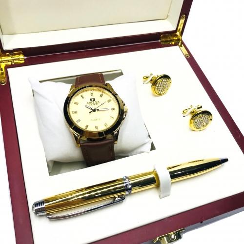 Set cadou pentru barbati cu ceas