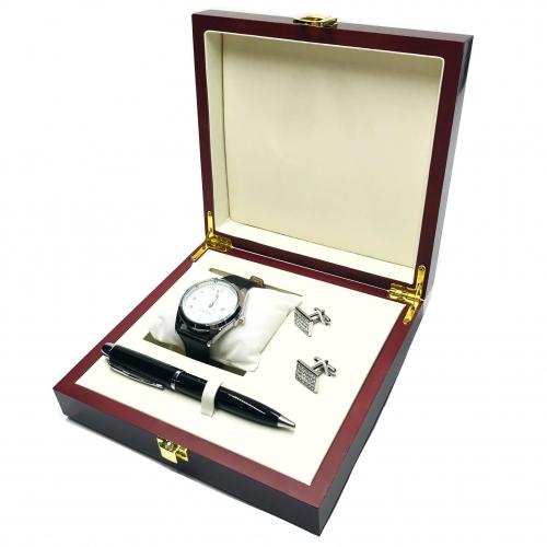 Set cadou cu ceas de lux