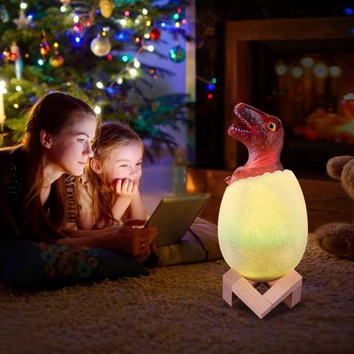Lampa dinozaur