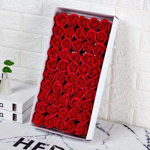 Set trandafiri de sapun,50 buc