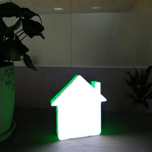 Lampa cu mesaje