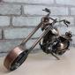 Motocicleta retro