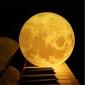 Lampa Luna 3D