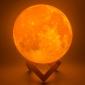 Lampa in forma de luna 3d