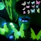Fluturasi decorativi fosforescenti